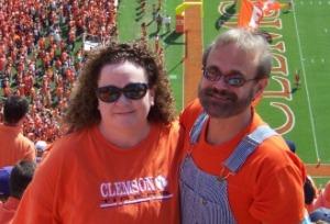 Clemson, October 2008